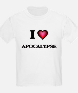 I Love Apocalypse T-Shirt