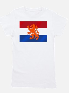 Holland Lion Girl's Tee
