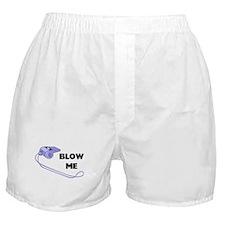 Blow Me Whistle Boxer Shorts