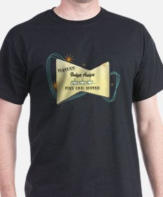 Instant Budget Analyst T-Shirt