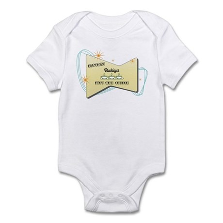 Instant Bricklayer Infant Bodysuit