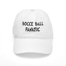 Bocce Ball fanatic Baseball Cap