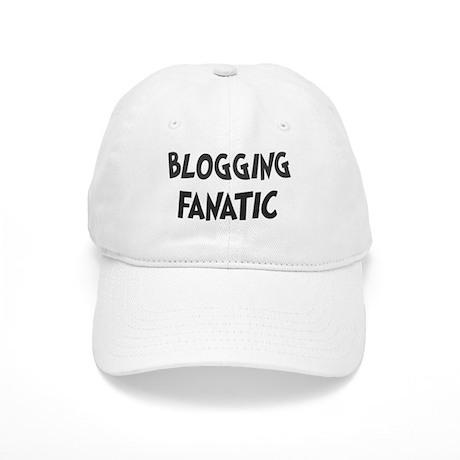 Blogging fanatic Cap