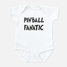 Pinball fanatic Infant Bodysuit