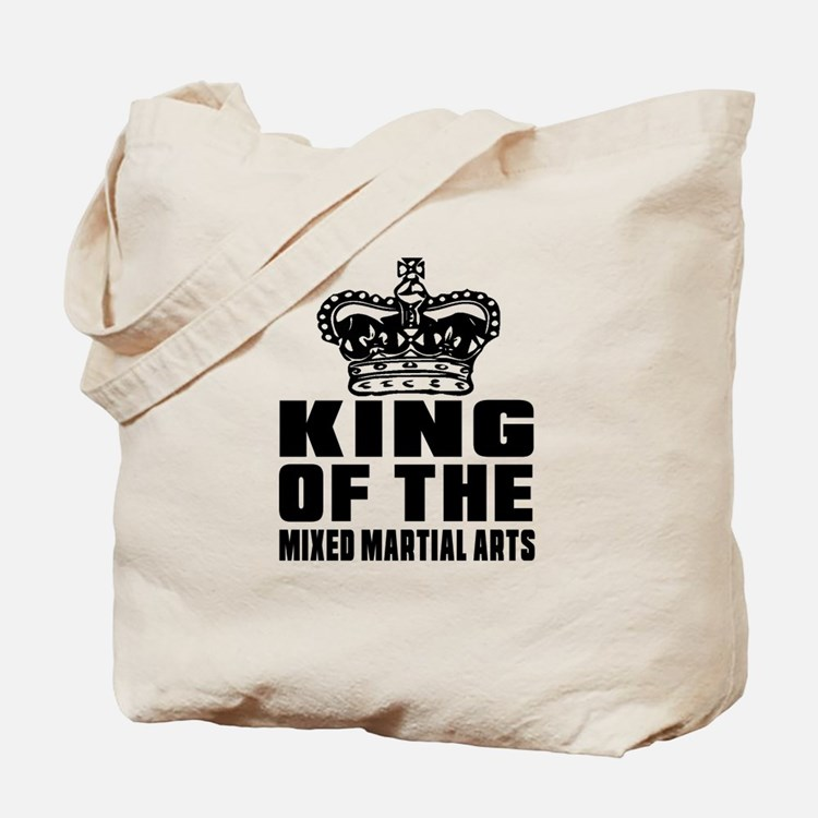 King Of The Mixed Martial Arts Tote Bag