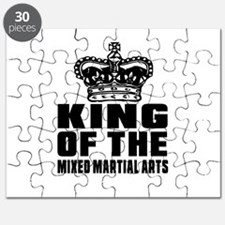 King Of The Mixed Martial Arts Puzzle