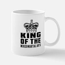 King Of The Mixed Martial Arts Mug