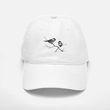 chickadee song bird Baseball Baseball Cap