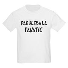 Paddleball fanatic T-Shirt