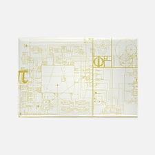 Golden Section Magnet (10 pack) Magnets