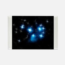 Pleiades Blue Star Cluster s Magnets