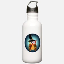Witch Owl Sports Water Bottle