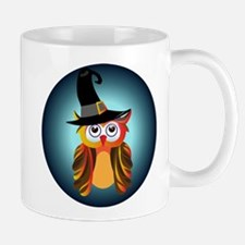 Witch Owl Mugs