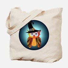 Witch Owl Tote Bag