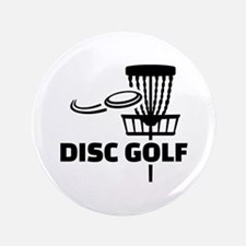 Disc golf Button