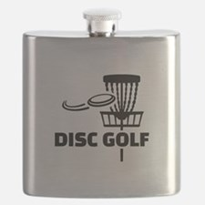Disc golf Flask