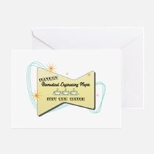 Instant Biomedical Engineering Major Greeting Card