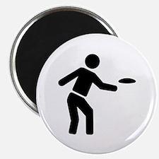 "Disc golf sports 2.25"" Magnet (100 pack)"