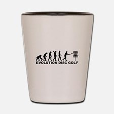 Evolution Disc golf Shot Glass
