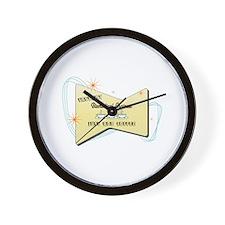 Instant Biomedical Engineer Wall Clock