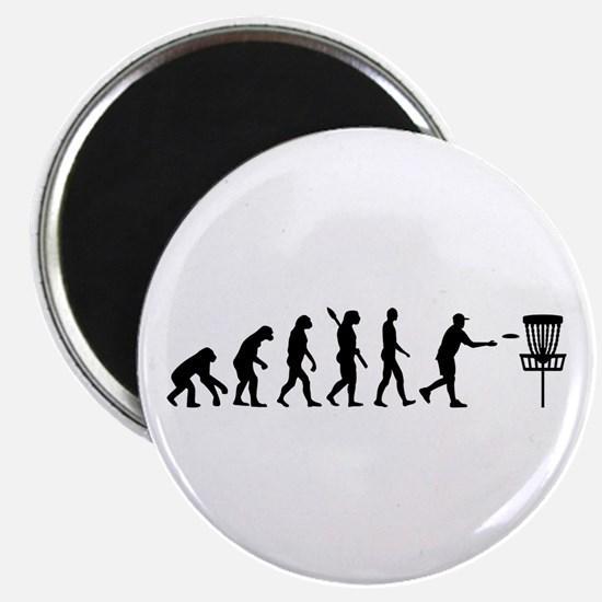 """Evolution Disc golf 2.25"""" Magnet (10 pack)"""