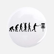 Evolution Disc golf Button