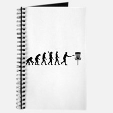 Evolution Disc golf Journal
