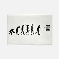 Evolution Disc golf Rectangle Magnet (100 pack)
