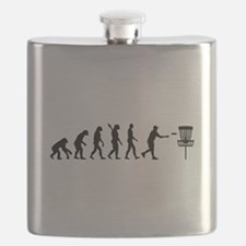 Evolution Disc golf Flask