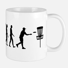 Evolution Disc golf Mug