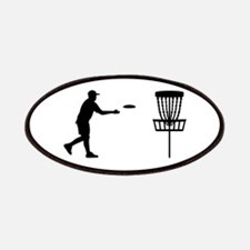 Disc golf Patch