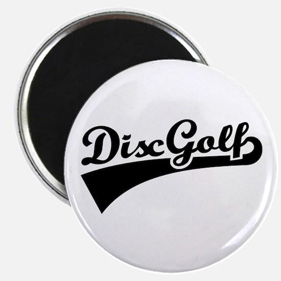 "Disc golf 2.25"" Magnet (10 pack)"