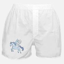 Pegasus Blue Boxer Shorts