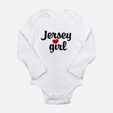 Jersey Girl Infant Creeper Body Suit