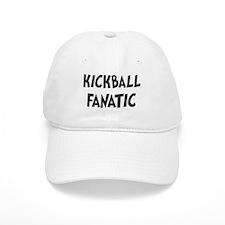 Kickball fanatic Cap