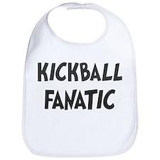Kickball fanatic Bib