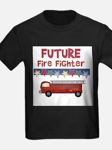 Future Fire Fighter Kids T-Shirt