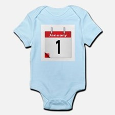 Date January 1st Body Suit