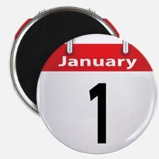 Date January 1st Magnets