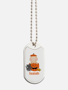 Isaiah's Dog Tags