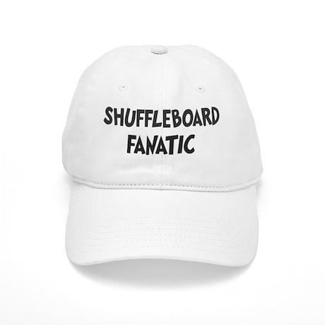 Shuffleboard fanatic Cap
