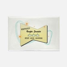 Instant Benefits Specialist Rectangle Magnet