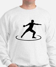 Discus throw Sweatshirt