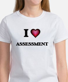 I Love Assessment T-Shirt