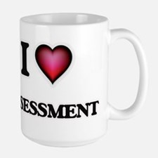 I Love Assessment Mugs
