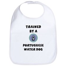 Trained by a Portuguese Water Dog Bib