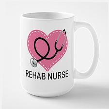 Rehab Nurse Mugs