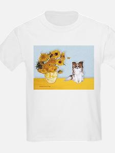 Sunflowers / Papillon(f) T-Shirt