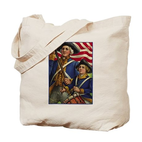 4th of July 3 Tote Bag