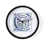 Monogram - Couper of Gogar Wall Clock